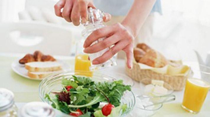 Cuatro consejos para bajar el colesterol